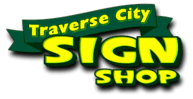 Traverse City Sign Shop Logo
